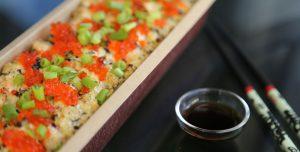 סושי אפוי - Baked Sushi